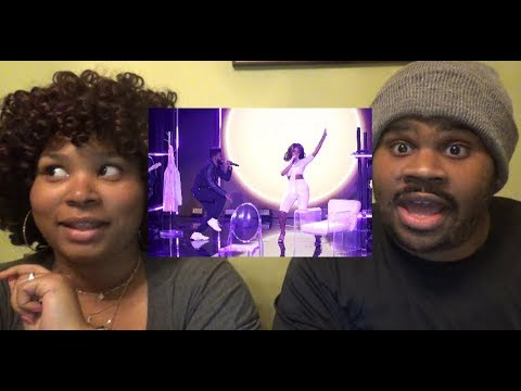 KHALID & NORMANI - LOVE LIES (LIVE) - REACTION