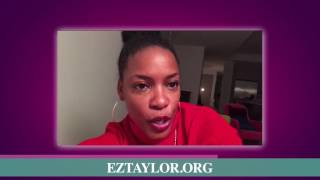 Aunjanue Ellis Supports The Ezekiel Taylor Foundation