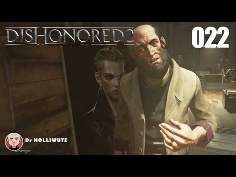 Dishonored 2 #022 - Zurück zum Dunwall Tower [XBO] Let's Play Das Vermächtnis der Maske