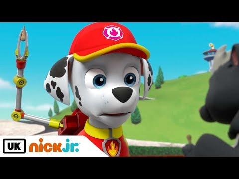 Paw Patrol   Pups Get Skunked   Nick Jr. UK