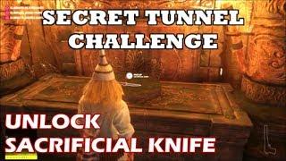 Hitman 2 - Santa Fortuna - Sacrificial Knife Guide (It Belongs In A Museum Achievement/Trophy)