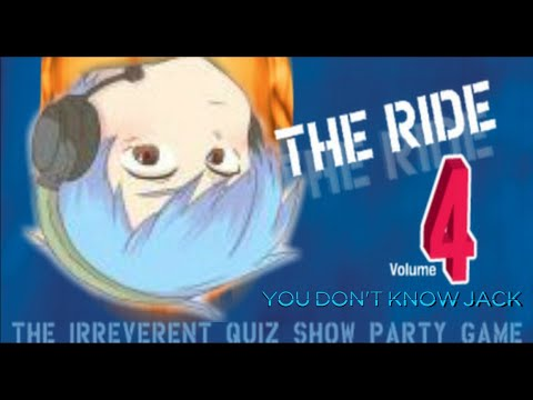 YOU DON'T KNOW JACK VOL 4 - THE RIDE: Final Episode with All Endings |