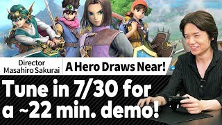 Super Smash Bros Ultimate Direct 7.30.19 -