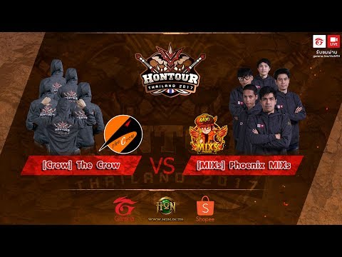 [CH.1] HTT 2017 Cycle 2 Presented by Shopee : Playoffs round 2