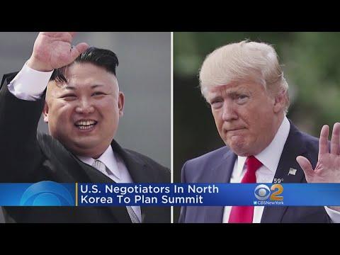 U.S.-North Korea Summit Back On Track?