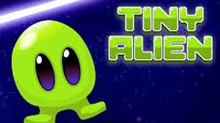 Tiny Alien - Jump and Shoot! - A Small Game AB Walkthrough