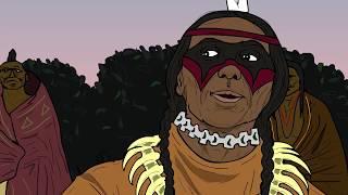 Killah Priest - Grandmother's Land (Music Video)