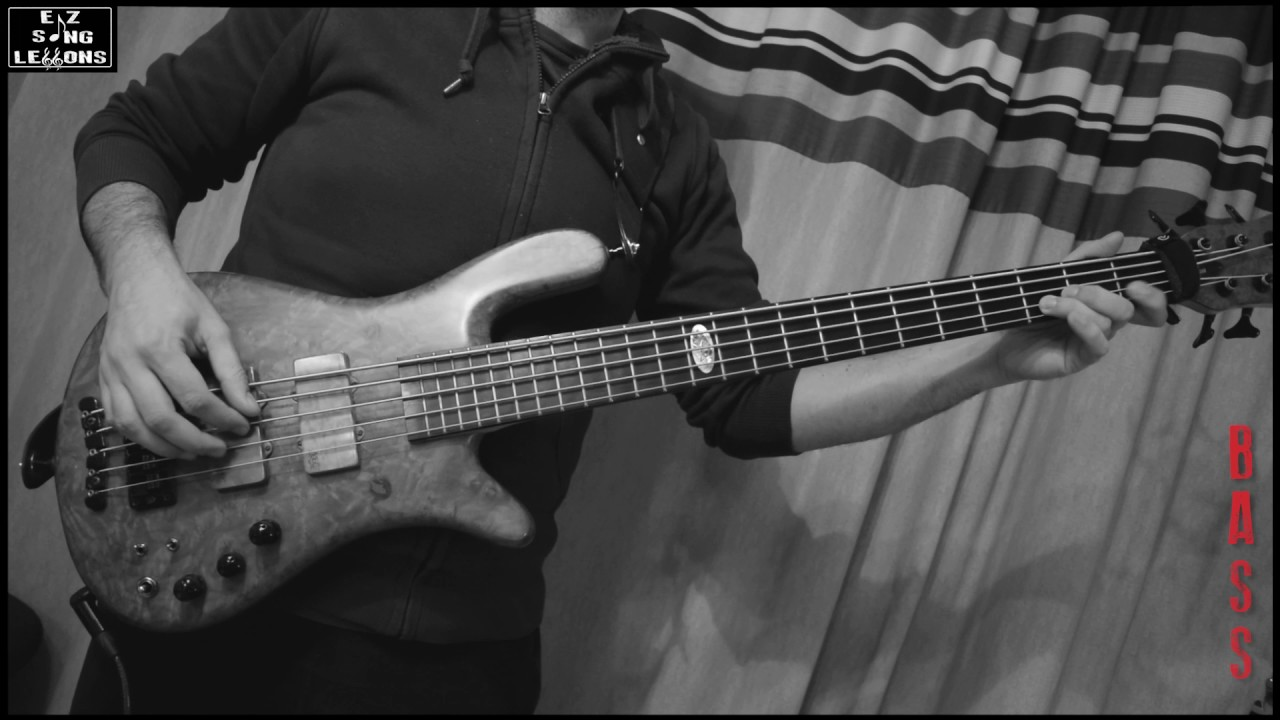 this charming man the smiths bass