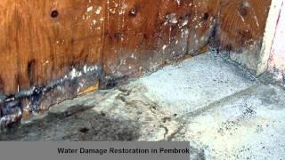 Water Damage Restoration Pembroke Pines FL Hightech Pro Clean