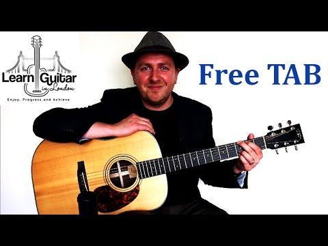 When You Say Nothing At All - Guitar Tutorial - Free TAB - Ronan Keating - Part 1