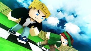 3.. 2.. 1.. LoGOOO! - Minecraft Jump World!