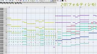 【MIDI】仙台駅 在来線新発車メロディ