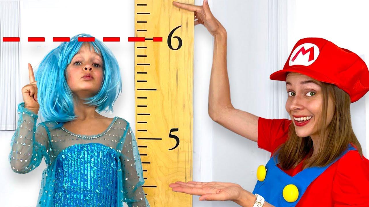 Майя хочет быть выше | Развивающие детские песни от Майи и Маши