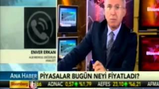 Forex analisti Enver Erkan, Dolar/TL'yi değerlendiriyor. Bloomberg HT