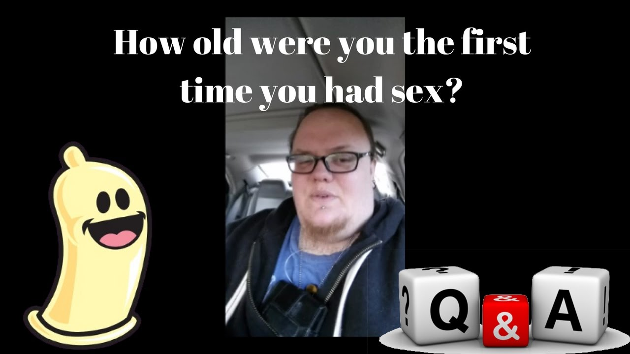 The first time i had sex