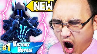 MY TOP 1 WITH THE LAST SKIN OF COMBAT SAISON 7 ON FORTNITE BATTLE ROYALE!