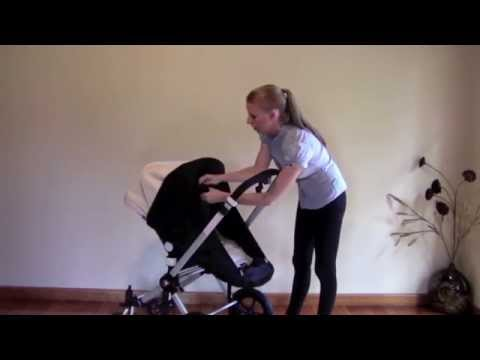 Outlook Sleep Pod - How To Attach To A Bugaboo Chameleon Video | BabySecurity