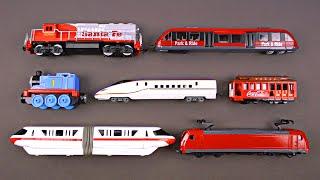 Railway Vehicles for Children - Steam Trains, Diesel Locomotives, Subways & More - Organic Learning