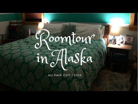 My Room in Alaska | Au Pair 2017 / 2018 | VanessaThiele