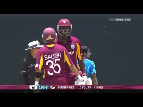 Andre Russell 92* (64) vs India 3rd ODI 2011 @ North Sound