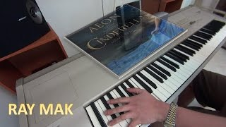Cinderella 2015 Theme - Aeon Piano by Ray Mak