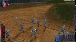 Starship Troopers: Terran Ascendancy - Simulated Combat
