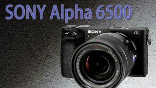 Review sony a6500 مراجعة