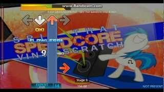 Spin that Speedcore Vinyl Scratch - Stepmania