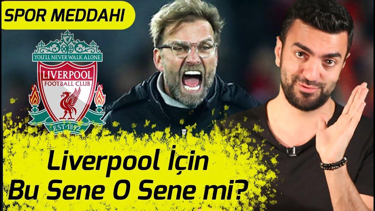 Jurgen Klopp Liverpool'u Nasıl Şampiyon Yaptı? | Spor Meddahı