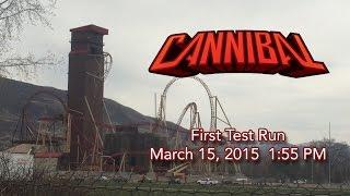 Cannibal at Lagoon - First Test Run