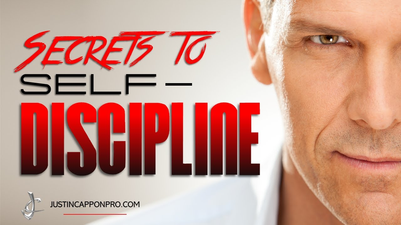 6 Simple Secrets to be more SELF-DISCIPLINED and INCREASE WILL-POWER!
