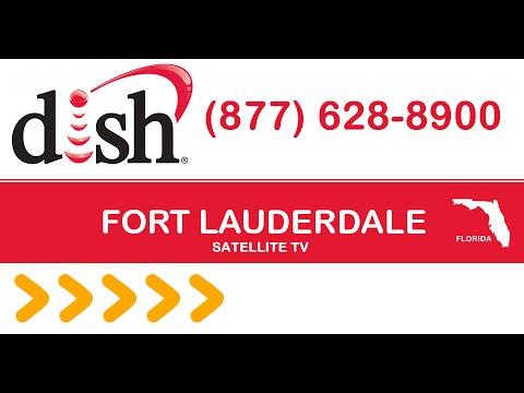Fort Lauderdale FL Dish Network Satellite TV Service Dishlatino