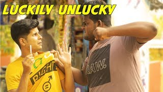 Luckily Unlucky | Hyderabadi Comedy Video | Azhar N Ali