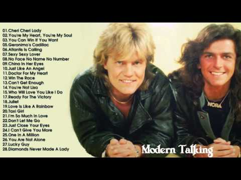 Best Of Modern Talking ||  Modern Talking Greatest Hits Hd