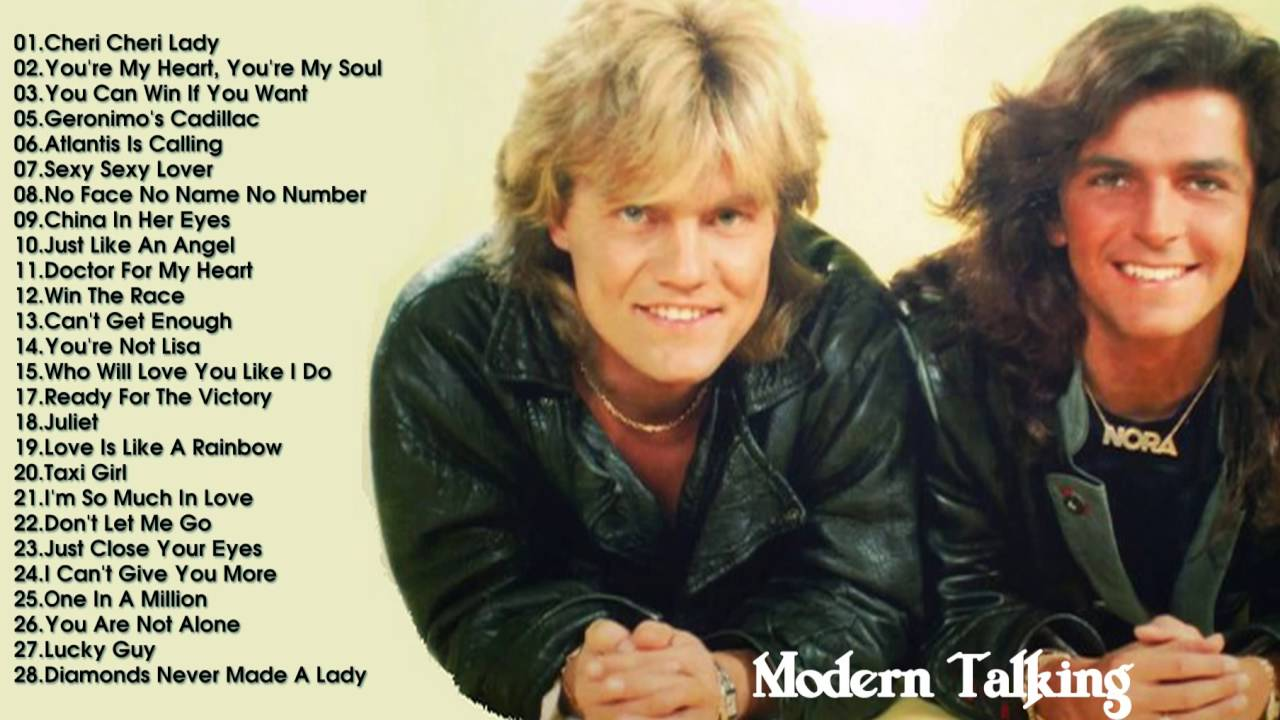 best of modern talking modern talking greatest hits hd. Black Bedroom Furniture Sets. Home Design Ideas