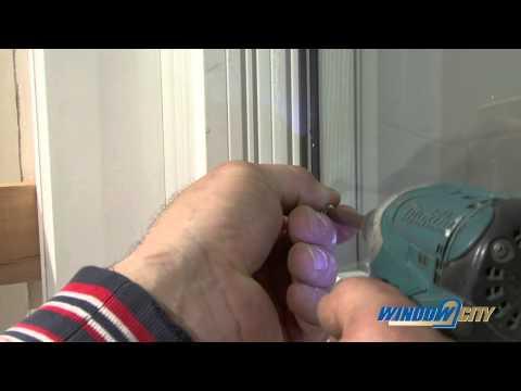 Installation: Awning Windows