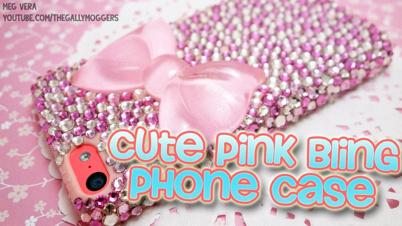diy rhinestone phone case - photo #28