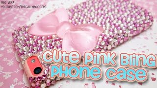 NEW! DIY Bling You Phone Case - How To