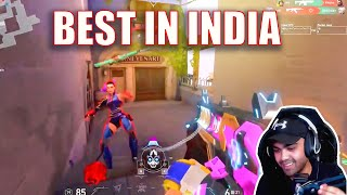 BEST SHOTGUN PLAYER IN INDIA ?