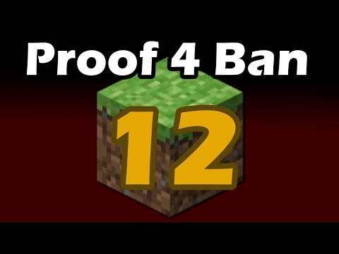 Proof4Ban Ep. 12 - ExploziV - Hypixel BedWars Hackers: Lead Boots