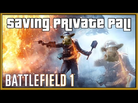 Battlefield 1 Saving Private Pali Death Squad Multiplayer Gameplay Xbox One #WhoGotBeef