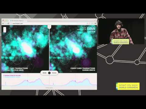 Technology & Innovation. TI 5 - Urban solutions & city visualization