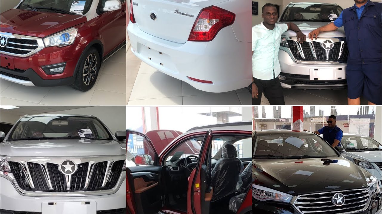 Here Are All The Kantanka Cars Made in Ghana And Prices