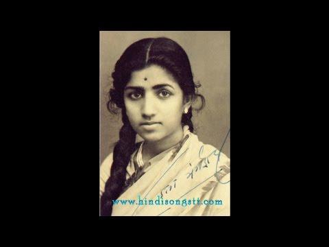 LATA-ADHI RAAT:1950-Ban Ke Suhagan Rahi Abhagan [ Best Sound Q ]