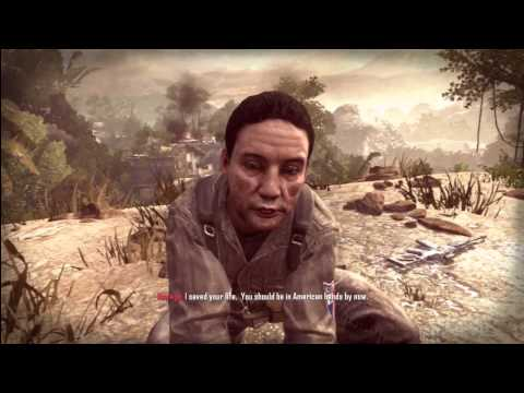 Call of Duty: Black Ops 2 - Raul Menendez rage
