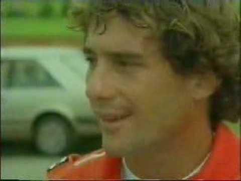 Quem acredita sempre alcança! - Senna