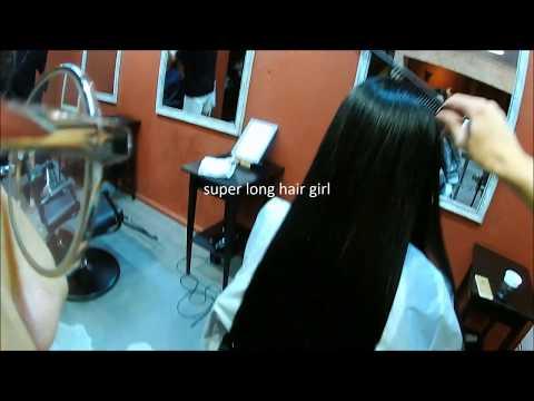スーパーロングをカット!つやつや美髪は作れる!