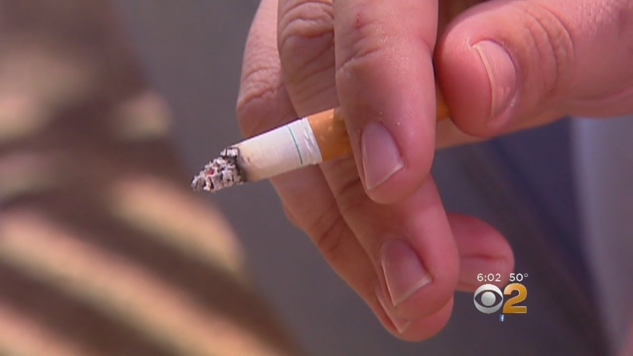 No More Smoking On NYC Streets?