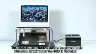 SSD Vibration Test