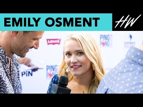 Young And Hungry's Emily Osment Reveals New Netflix  With Michael Douglas!  Hollywire